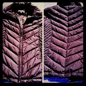 KENNETH COLE Reaction Puffer Down Feather